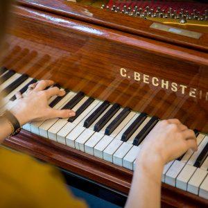 Fortepijono individualios pamokos Vilniuje