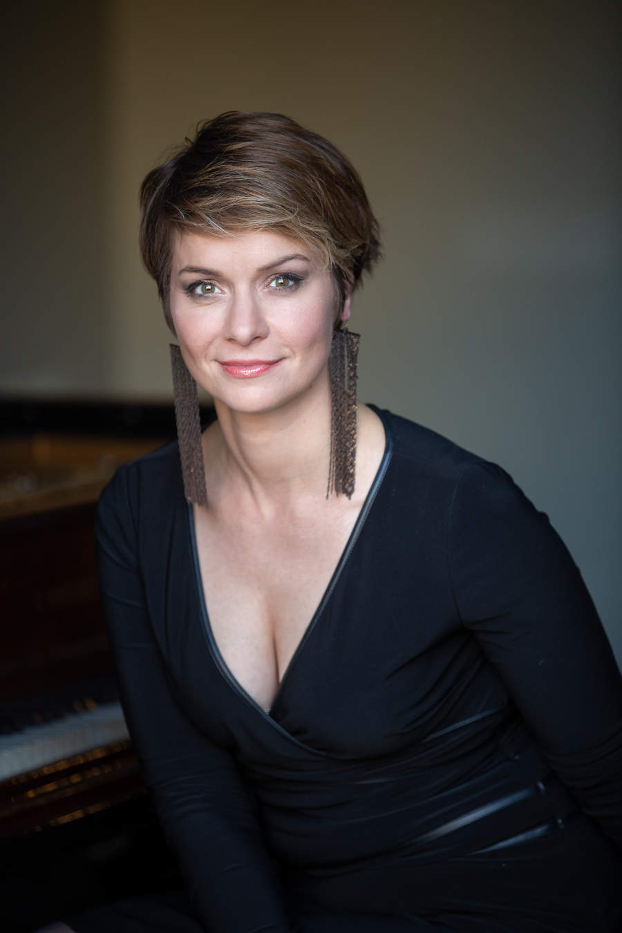 Eglė Andrejevaitė, pianistė, TonArt įkūrėja - nuotrauka Mindaugo Mikutėno