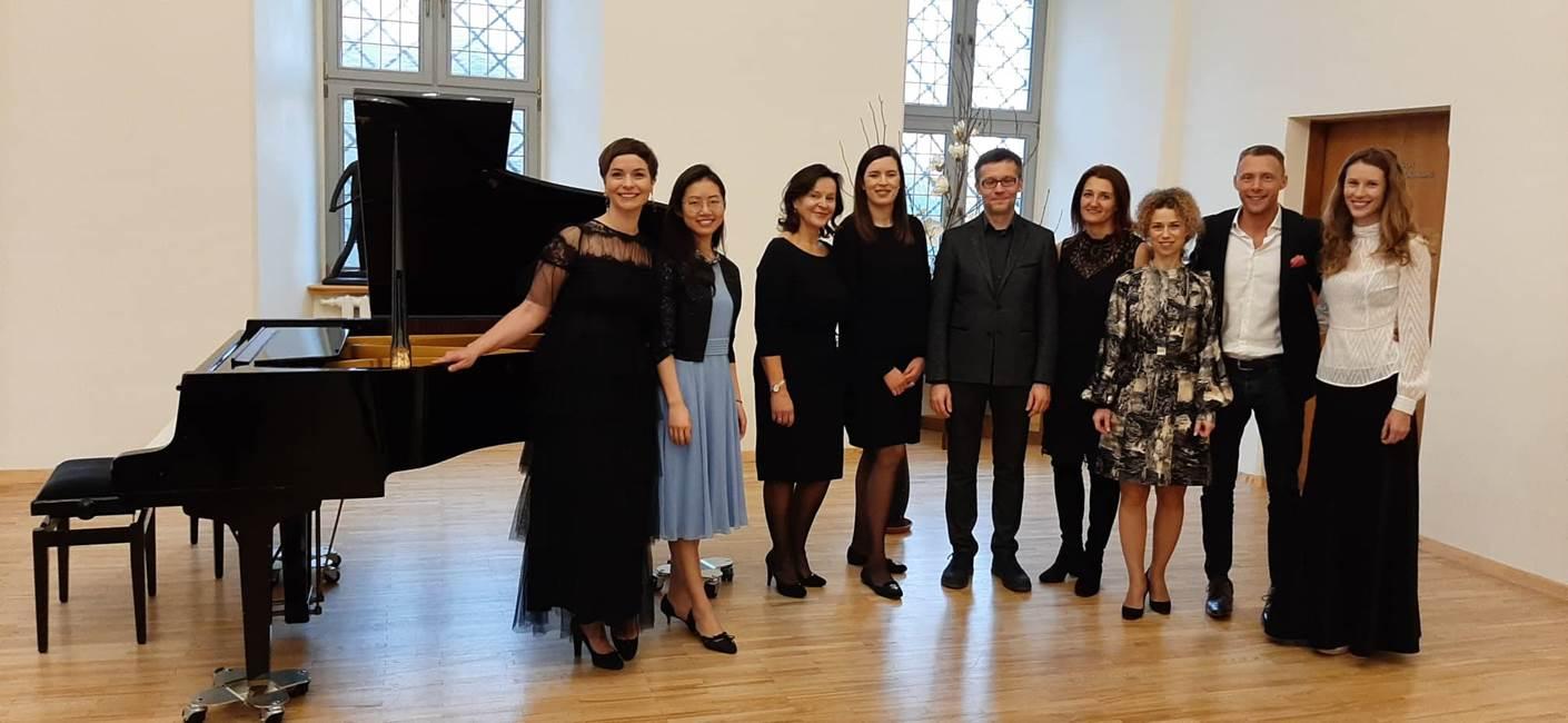 2019-11-24 Muzika Priklauso Visiems - Biržų pilis