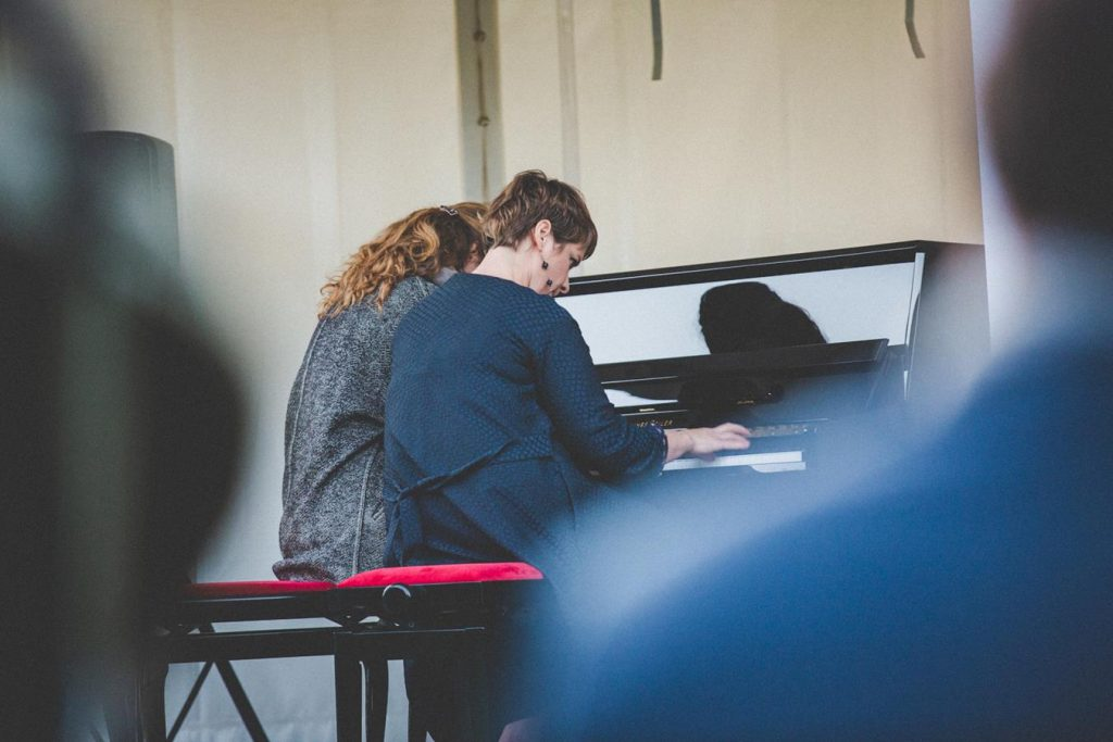 Tarptautinę muzikos dieną Eduardo Balsio skvere skambėjo tango muzika - Ton Art studija